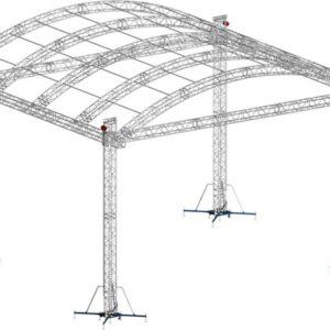 Alspaw Profiled roof system