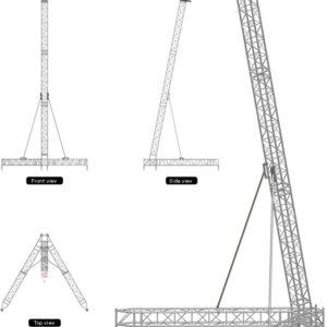 Alspaw Flying tower