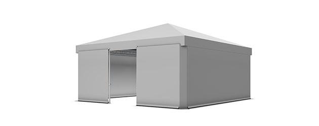 Milos MDT Tent (5,6 x 5,6m)