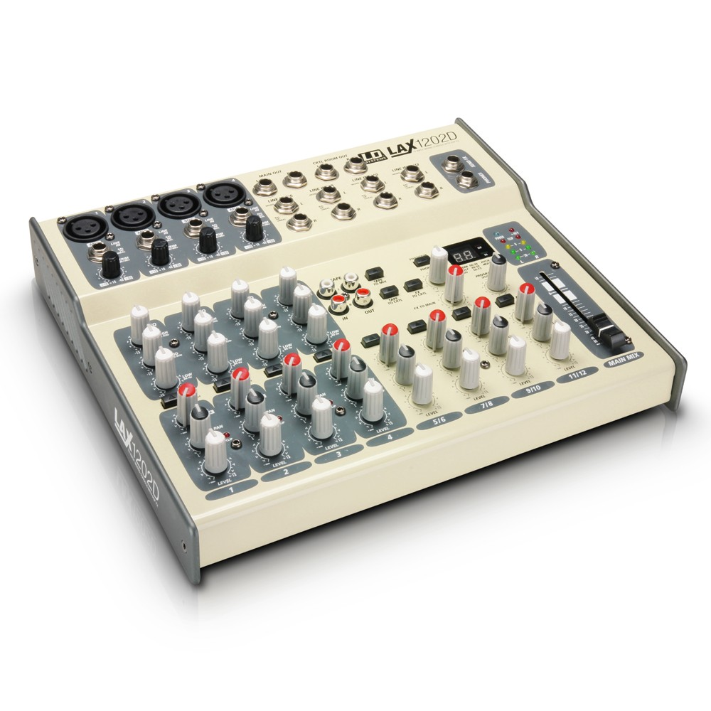 LD Systems LAX Series - Mixer 12-channel