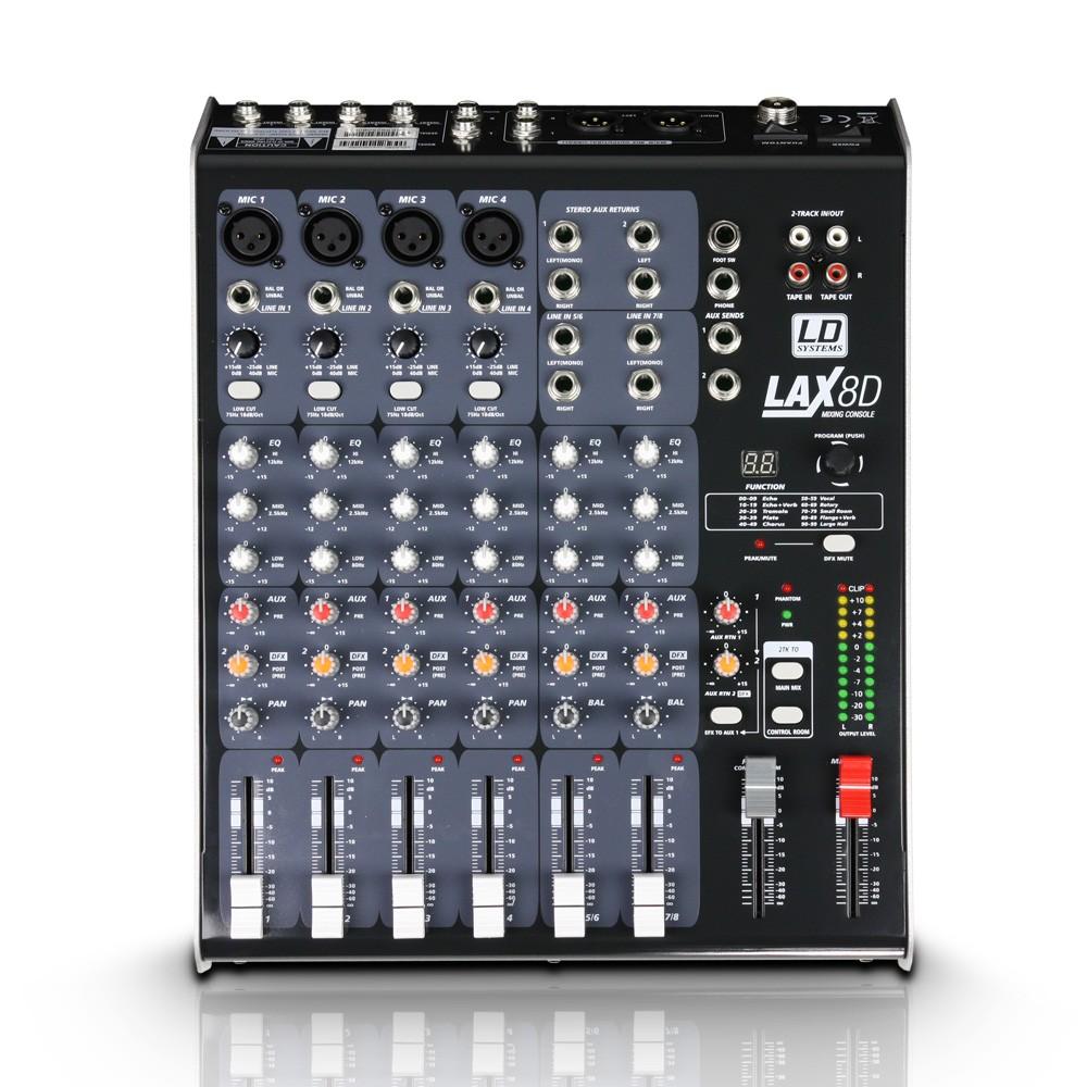 LD Systems LDLAX8D