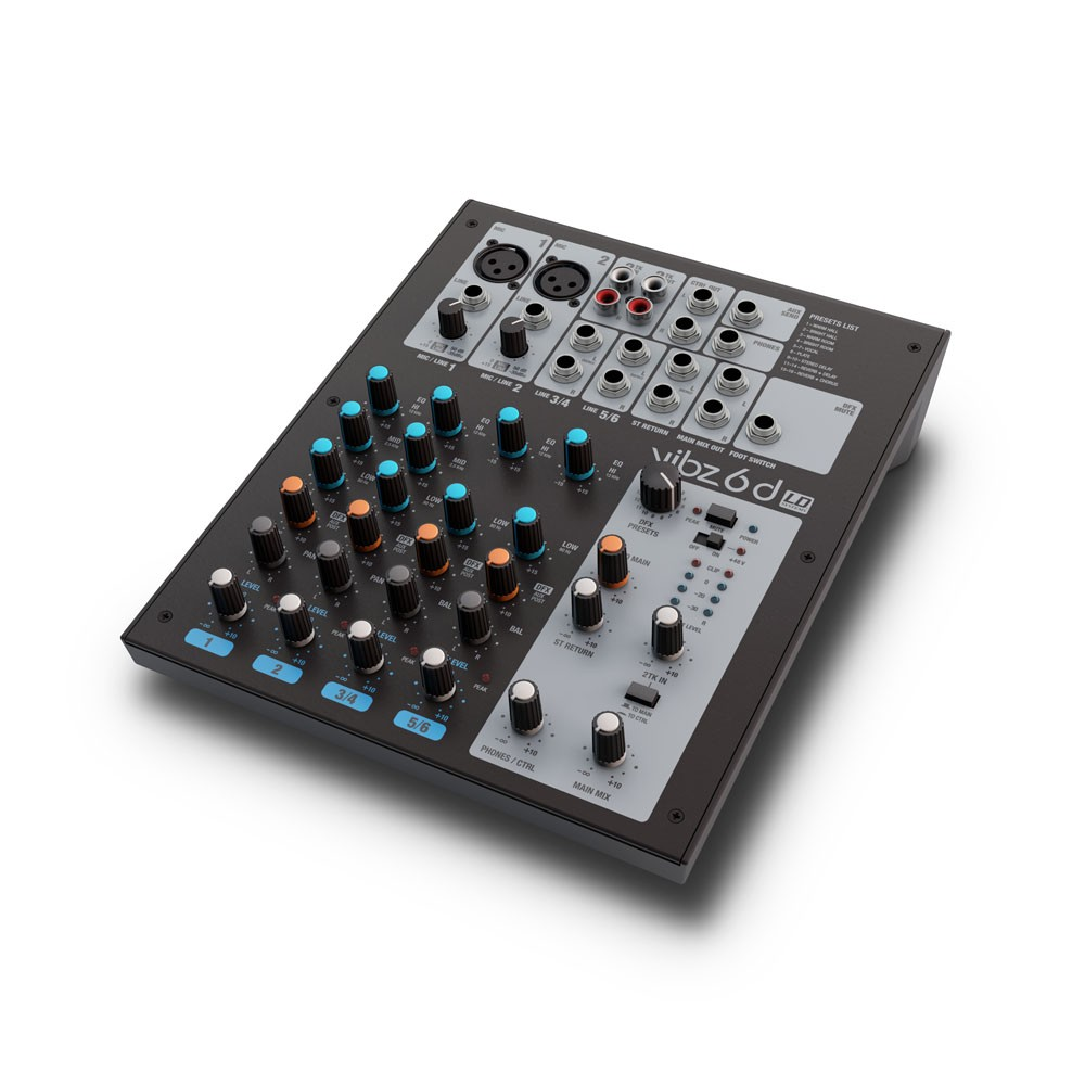 LD Systems LDVIBZ6D