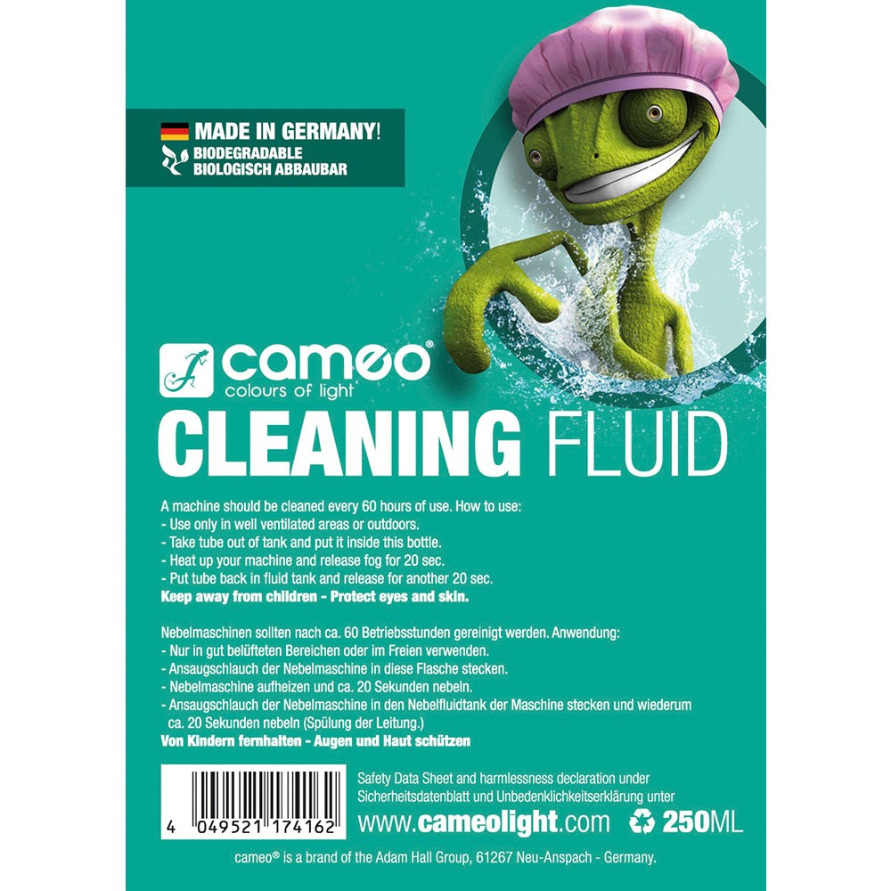 Cameo CLEANING FLUID 250ml