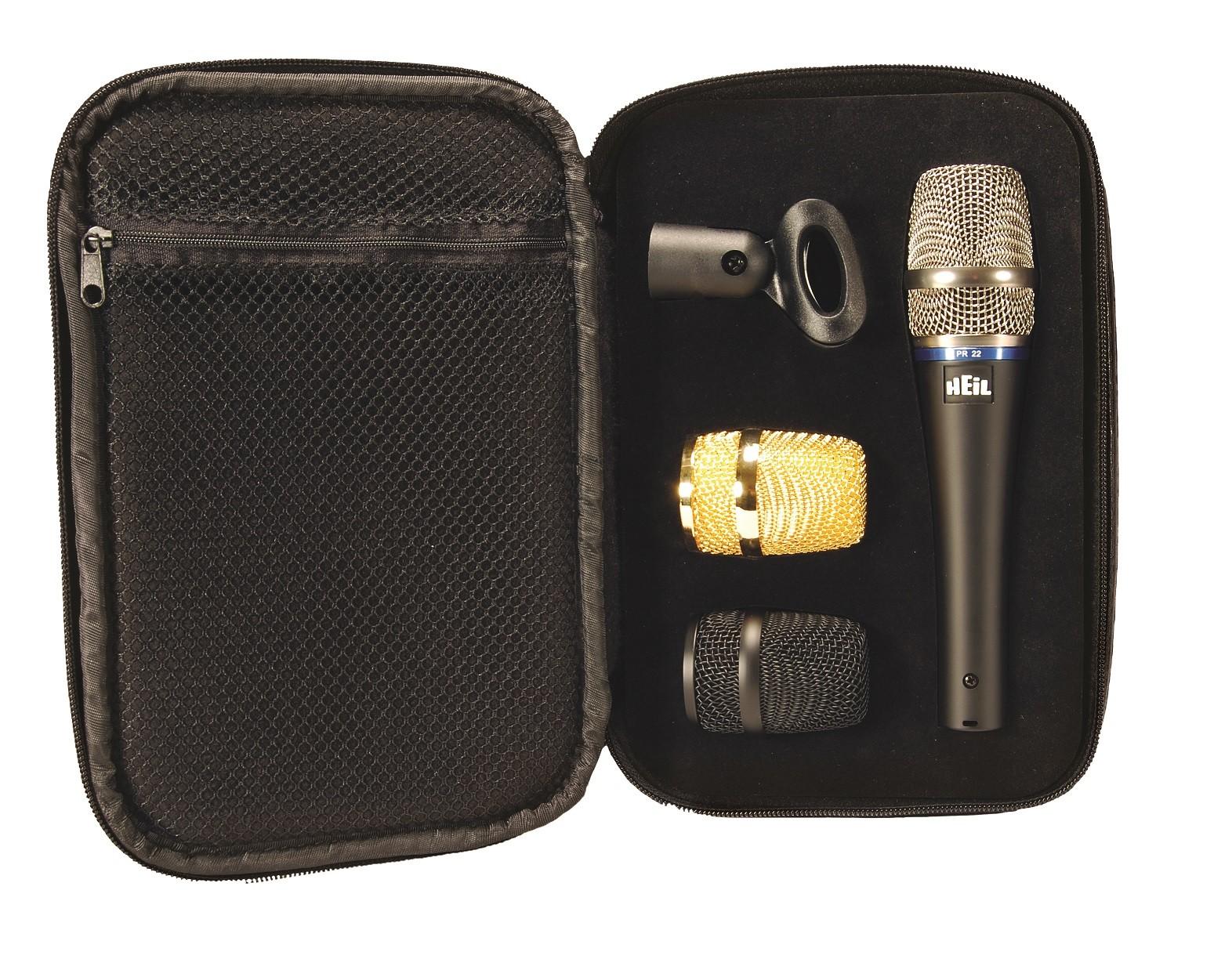 PR-22 Low Noise Microphone