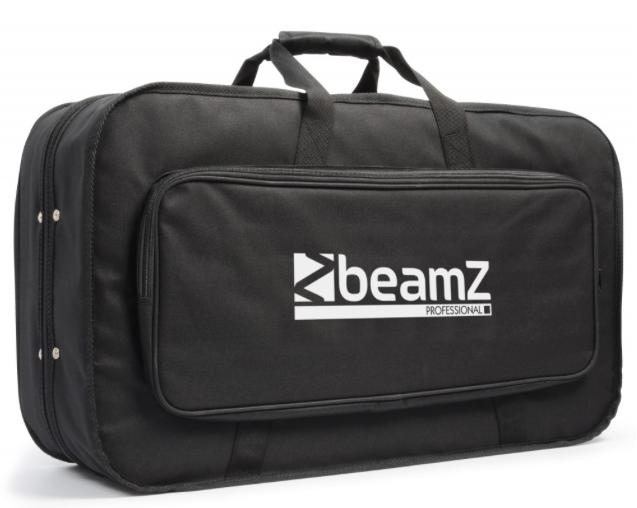 BeamZ Professional Astro Parbar 4x 20W COB + 4x 1W White LEDs