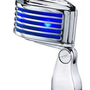 The Fin Microphone (Blue)