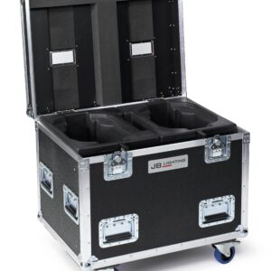 Flight case for 2 A12
