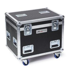 Flight case for 3 A12